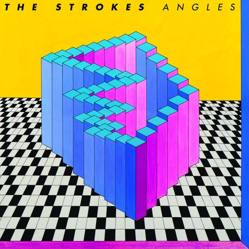 The-strokes-angles-cover