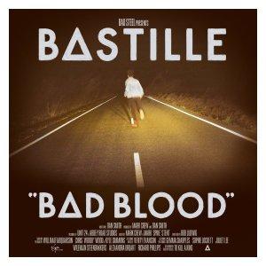 'Bad Blood' Album Artwork. Pic: Google Images