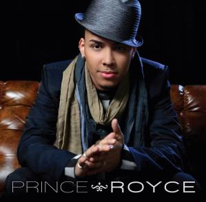 Prince Royce's self-titled album