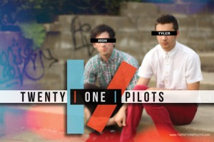 Twenty One Pilots + Three Songs = hit.