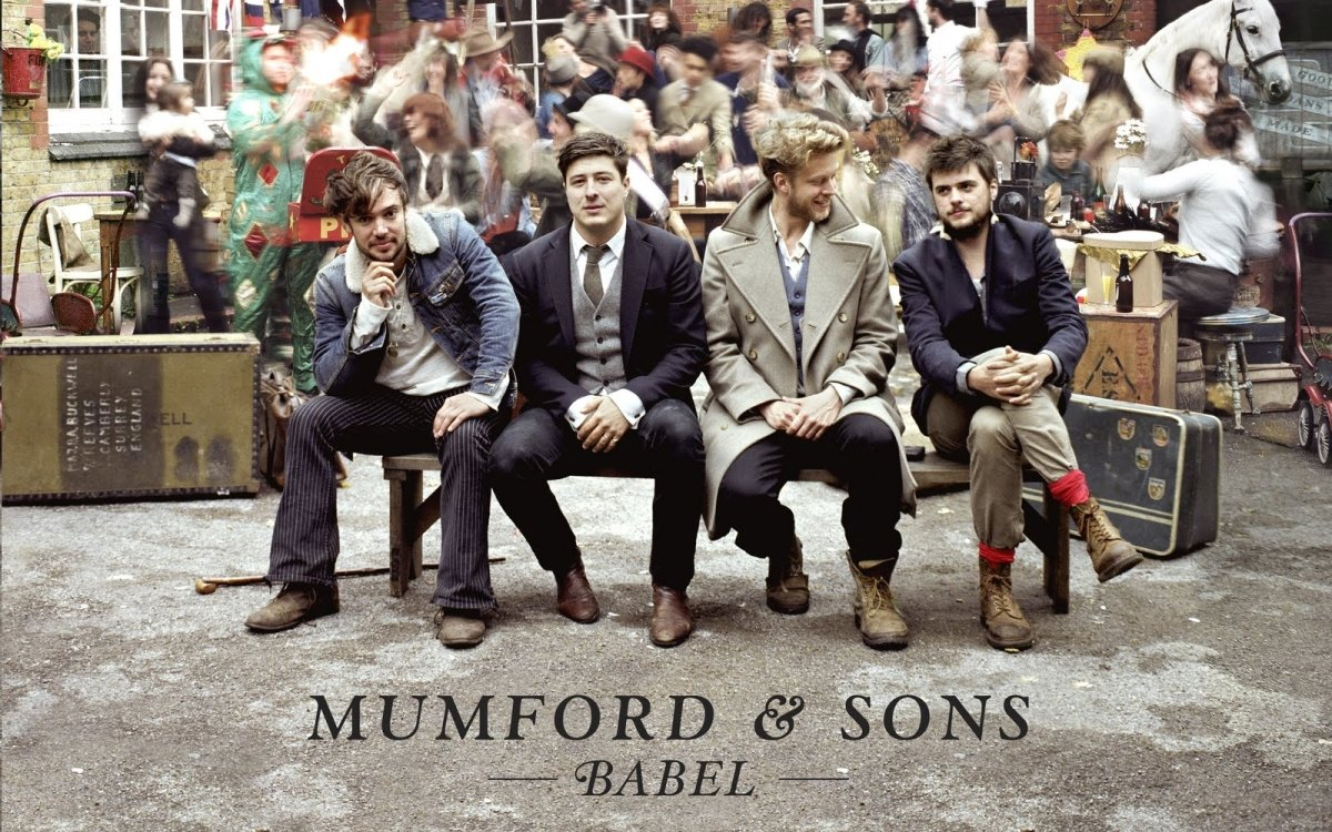 Mumford and Sons revives hoedown folk