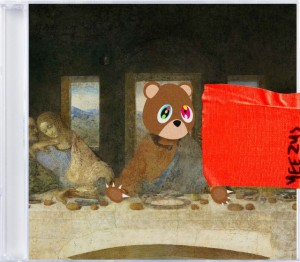 The last supper, with Yeezus
